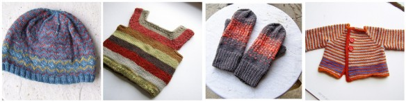 line of knits